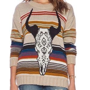Jen's PIrate Booty Desert Queen Sweater
